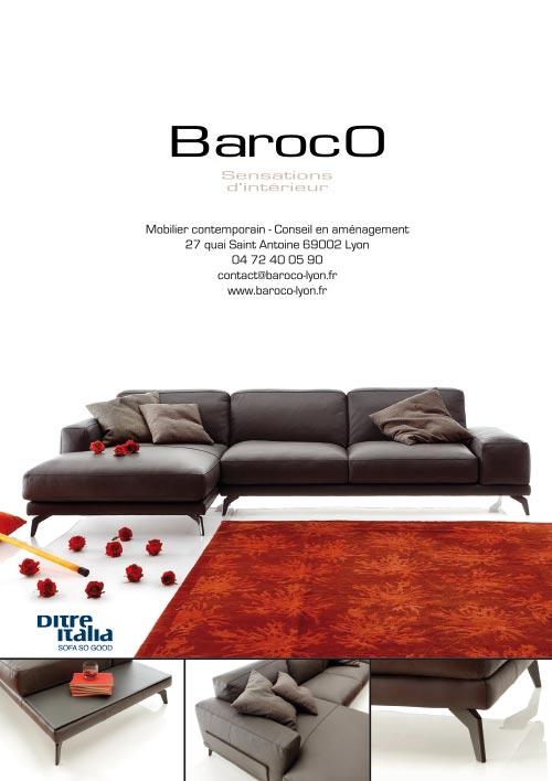 Baroco annonces publicités