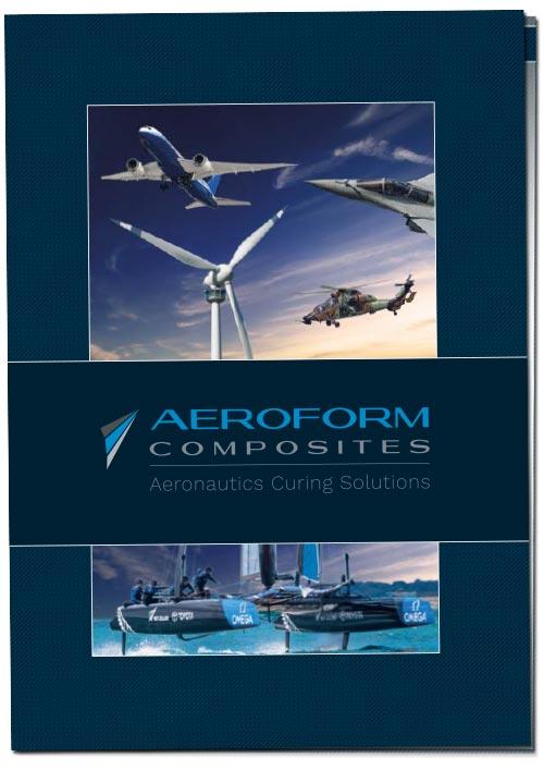 Plaquette-aeroform-composites
