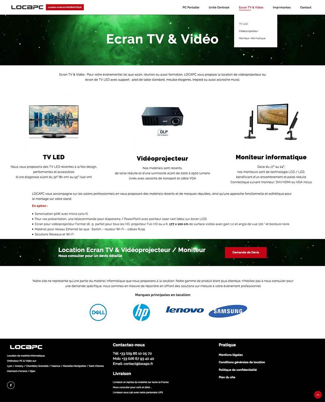 Site-locapc-video